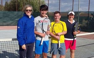 Meti Asd Caltanissetta: due giovani tennisti nisseni tra i migliori 8 della Sicilia