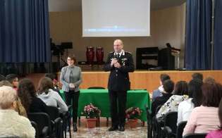 Legalità e senso civico, a Gela i Carabinieri incontrano gli studenti del comprensorio
