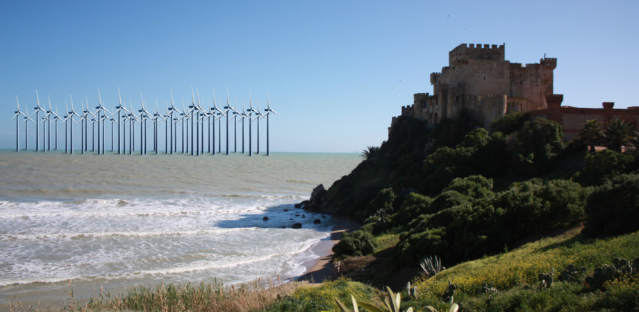 Stop al parco eolico offshore fra il Golfo di Gela e il Castello di Falconara