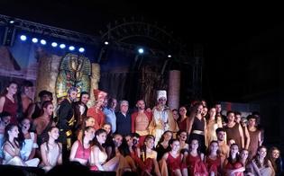 """Il Cesma sul palco del teatro """"Eschilo"""" di Gela con """"Aida"""" per aiutare le popolazioni di Amatrice"""