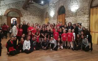 Danza, a Caltanissetta successo per il Learning Event di Lorella Riso