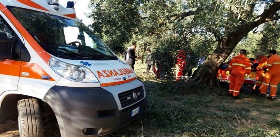 Caltanissetta, tragedia a Sabucina: va a raccogliere funghi con un amico e muore