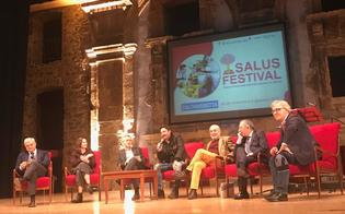 Totò Schillaci al Salus Festival parla di sport, salute e rispetto delle regole