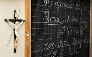 Preghiere vietate in una scuola di Palermo: rimossa statuetta della Madonna