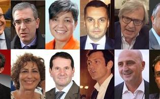Nasce il primo governo Musumeci: Mariella Ippolito alla Famiglia, Razza alla Sanità