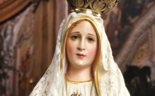 L'ospedale Sant'Elia di Caltanissetta accoglie la Madonna di Fatima