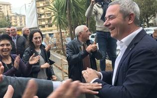 Forza Italia festeggia l'elezione di Michele Mancuso all'Ars