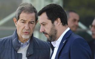 Salvini invita Musumeci a interpellare il M5S su scelte importanti