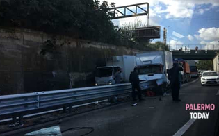 Incidente sull'autostrada Palermo-Catania: morto un 46enne di San Cataldo