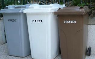 Raccolta differenziata: a Caltanissetta parte il servizio porta a porta