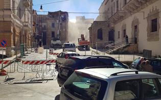 Edifici demoliti e rovine, Leandro Janni: