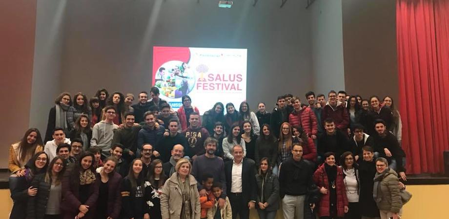 Salus Festival Caltanissetta, il regista Campiotti incontra gli studenti