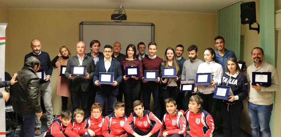 """A Caltanissetta successo per la """"Festa dello Sport"""" organizzata dal Coni"""
