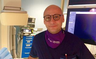 Caltanissetta, operato in urgenza dall'emodinamista Scardaci cittadino ringrazia: