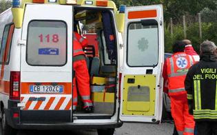 Litiga con la moglie e si dà fuoco: a Ragusa 50enne in gravissime condizioni