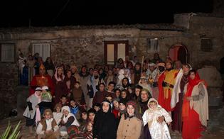 Caltanissetta, inaugurato il presepe Betlemme agli Angeli: ecco giorni e orari per visitarlo