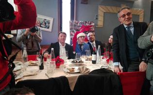 Renzi a San Cataldo: le infrastrutture in Sicilia rimangono una questione aperta