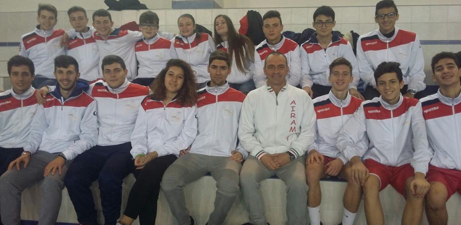 """Caltanissetta, il liceo """"Volta"""" ospite del Capo D'Orlando Basket"""