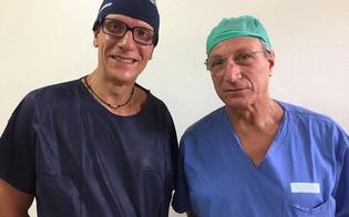 Caltanissetta, delicato intervento chirurgico restituisce a una donna l'uso del braccio