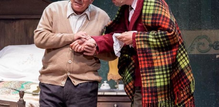 """Caltanissetta, al teatro Rosso di San Secondo Enrico Guarneri in """"Natale in Casa Cupiello"""""""
