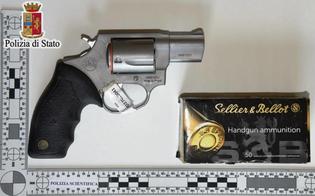 Caltanissetta, rapina e porto abusivo d'armi: 4 arrestati dalla Squadra Mobile