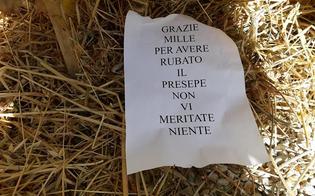 Caltanissetta, presepe rubato in via Lazio: il sindaco e gli assessori lo riacquistano con fondi propri