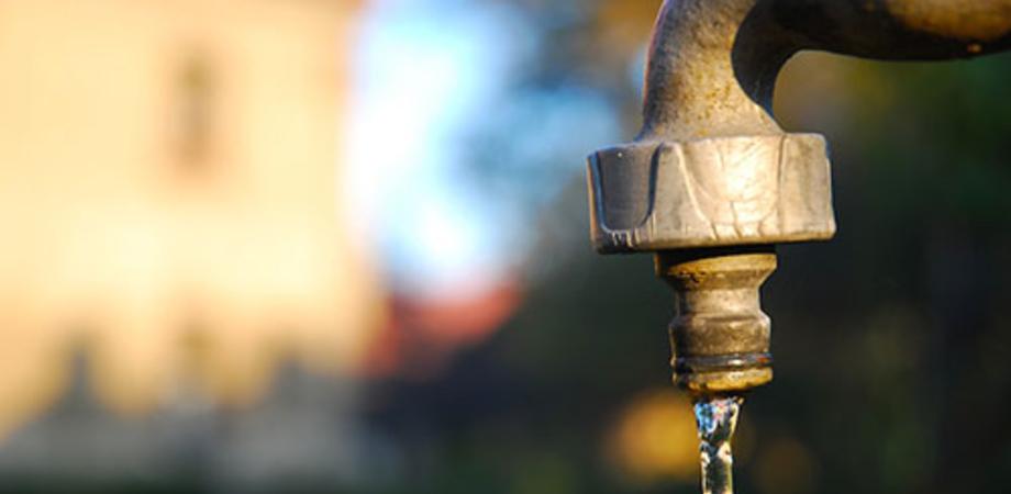 Caltaqua, a Sommatino domani niente distribuzione idrica. Lavori rinviati invece nell'acquedotto Ancipa-Blufi