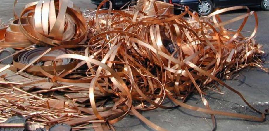 Trafugati quasi tremila cavi di rame tra Gela e Butera, danni alla rete telefonica del territorio