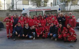 A Caltanissetta esami sul trasporto in Croce Rossa: 24 volontari abilitati