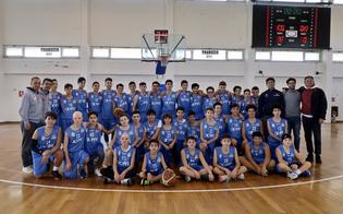 Basket: doppio successo per gli under 15 e 16 dell'Airam Caltanissetta