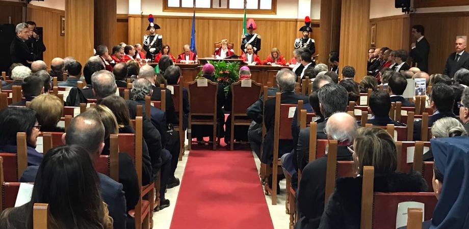 Anno giudiziario, a Caltanissetta aumenta la durata media dei processi