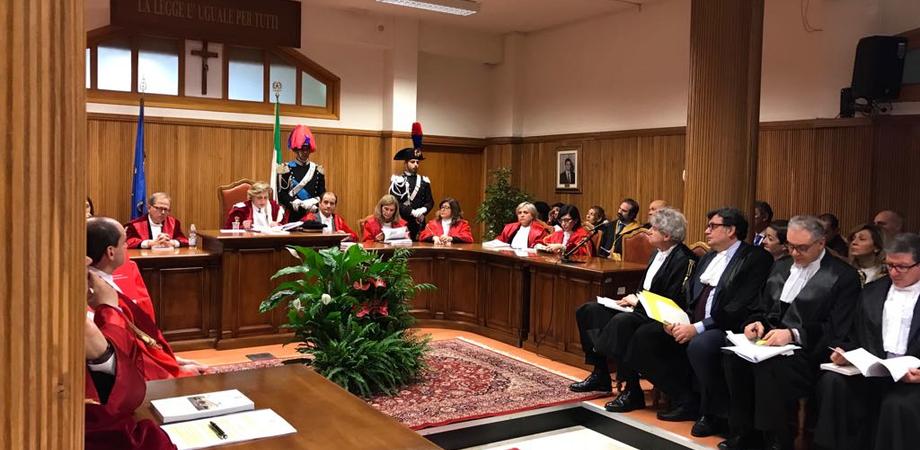 Anno giudiziario, immigrazione: istituita a Caltanissetta una sezione specializzata