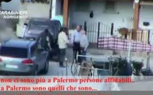 "Mafia Nell'agrigentino, anche tre nisseni fra gli arrestati nel maxi – blitz ""Montagna"""
