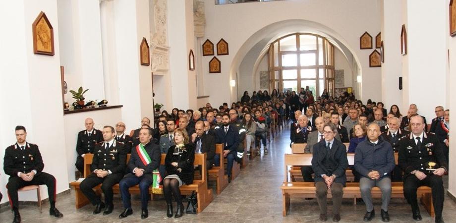 A Mazzarino ricordato il sacrificio di otto carabinieri trucidati nel 1946