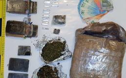 Caltanissetta, sorpresa con 2 chili di droga: 17enne arrestata dalla Squadra Mobile
