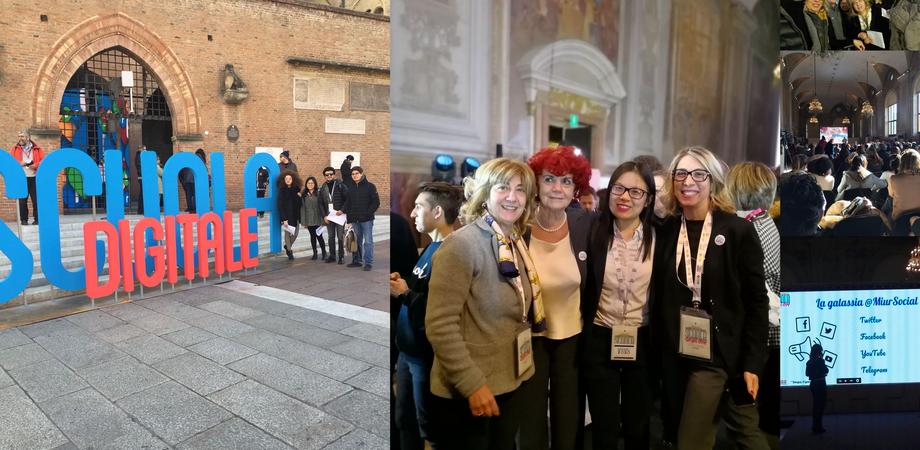 """Scuola digitale, 4 studenti del liceo """"Ruggero Settimo"""" a Bologna per #Futura"""