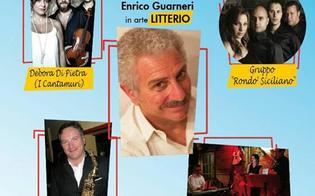 Caltanissetta, la Fidas festeggia la 42° giornata del donatore: sul palco anche Litterio