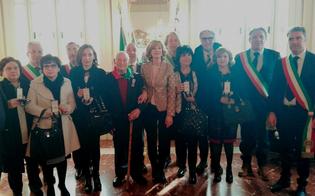 Caltanissetta, consegnate le medaglie d'onore a sei cittadini deportati nei lager nazisti