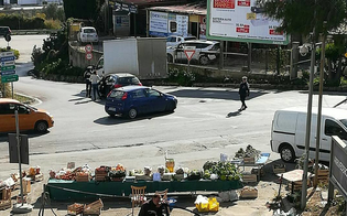 Caltanissetta, madre e figlio travolti da un'auto trasportati in codice rosso al Sant'Elia