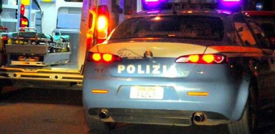Caltanissetta, nella notte giovane trovato a terra privo di sensi: indaga la polizia