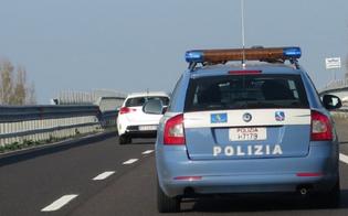 Autista di un tir ubriaco sulla A19: denunciato dalla Polstrada di Caltanissetta
