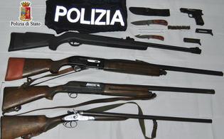 Furto di armi, arrestato 28enne di Niscemi: dovrà scontare oltre 2 anni