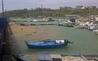 Porto insabbiato, le motovedette di Gela trasferite tutte a Licata
