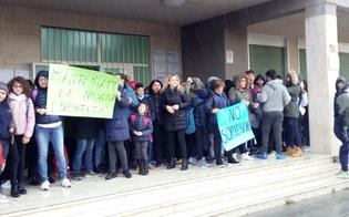 """Istituto """"Milena – Campofranco"""", in piazza per dire """"no"""" alla soppressione"""
