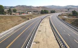 Aperto un nuovo tratto della Ss 640 tra San Cataldo e Caltanissetta