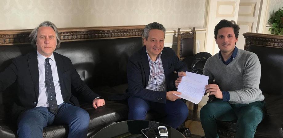 Acquisizione moduli Dat a domicilio, Mattia Saia scrive al sindaco Roberto Gambino
