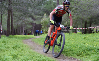 Giuseppe Zagarella concede il bis: l'atleta del Team Lombardo domina anche la II Prova di Coppa Sicilia di Mountain Bike