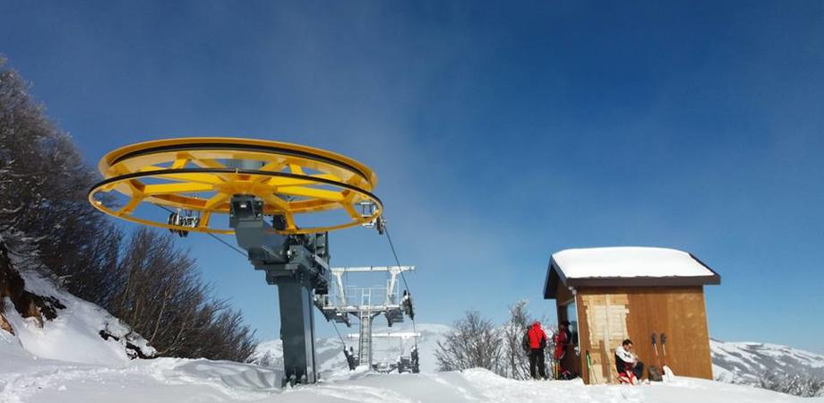 Arriva la neve a Piano Battaglia: giovedì apriranno gli impianti