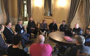 Giro d'Italia, prima riunione del comitato di tappa. Il sindaco: