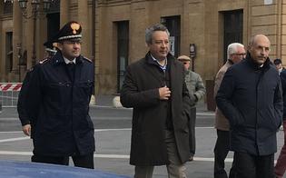 """Controlli in centro storico. Ruvolo: """"Grazie alle forze dell'ordine cresce la sicurezza"""""""